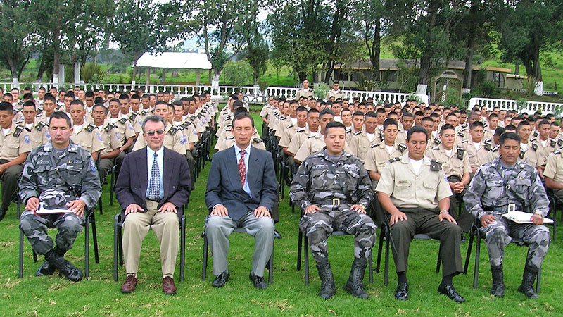 военные в Латинской Америке